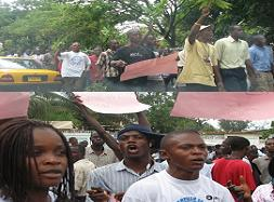 Students President Appeal to Osun state workers