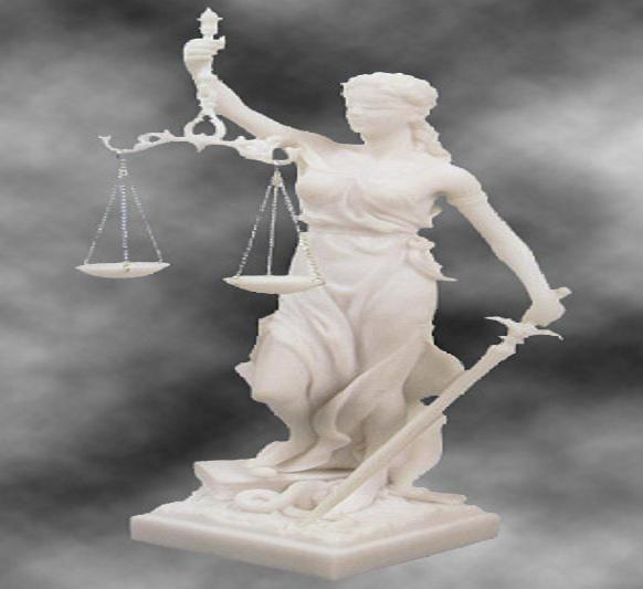 Themis Goddess of Justice