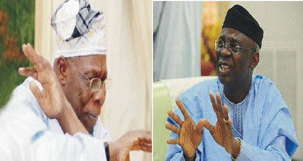 Image result for tunde Bakare Obasanjo