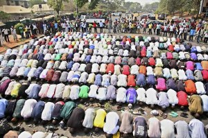 Christian and muslims together