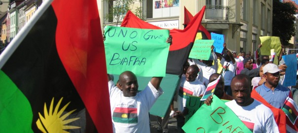 STOP THIS MADNESS : Ohaneze to Biafra Agitators