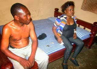 Married Woman with pregnancy caught with men
