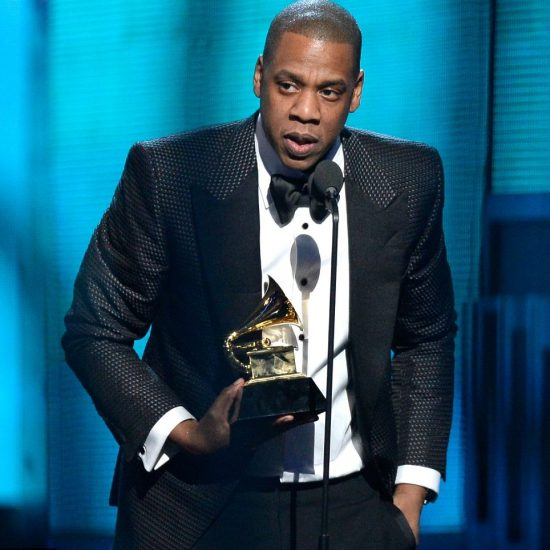 Jay Z Dedicated Grammy Award to Daughter