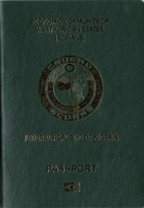 International passport was reviewed upward in order to enhance the security features