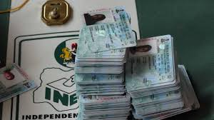 Permanent voters' cards