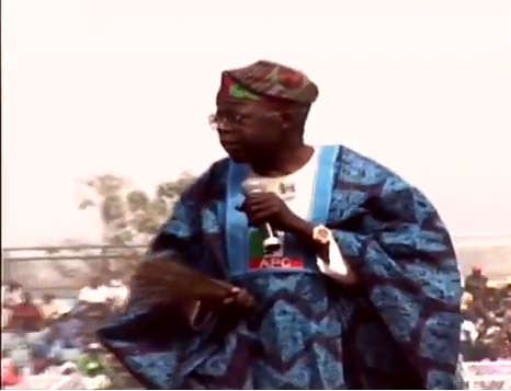 Tinubu reveals he gave up his presidential ambition for Buhari