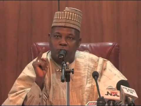 """Lo Ba Tan! Soldiers """"Mistakenly"""" Shot At Borno State Governor, Kashim Shettima"""