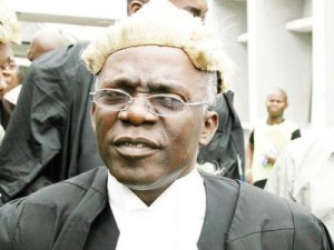 Senior lawyer, Femi Falana