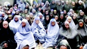 200 female pupils kidnapped by Boko Haram from their hostel at the Government Girls Secondary School, Chibok in Borno State,
