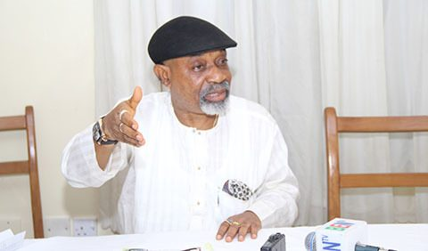 Senator Chris Ngige (South-East): A former governor of Anambra state,