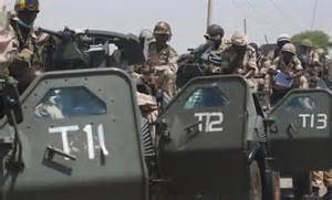 Borno: Troops Destroys Boko Haram IED Factory, Rescues Hostages