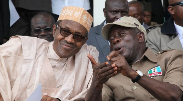 Oshiomhole: Beyond The Song And Dance