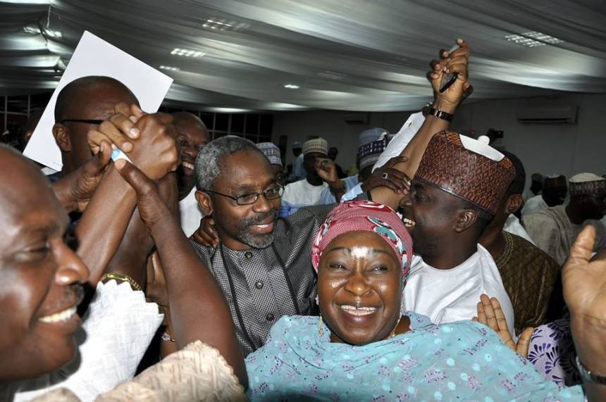 Breaking: Victory At Last For Gbajabiamila, Now Leader of The House Of Reps, Dogara bows to Buhari's wishes