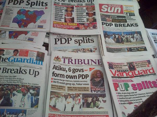 List of Nigerian Newspapers that Owe their Staff