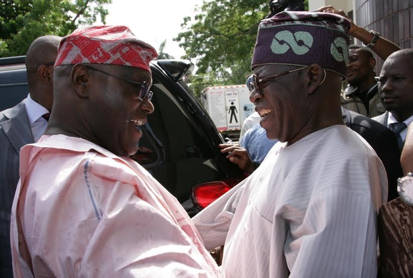 Atiku Backs Tinubu, Chides Oyegun Over Handling Of Ondo Primaries