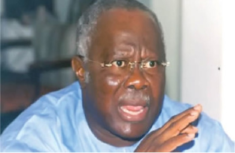 Bode George Blasts Obasanjo Over Buhari Criticism