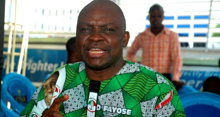 EFCC Releases Ekiti Finance Commissioner, Accountant-General