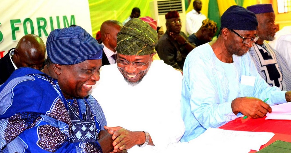 OSUN STAKEHOLDERS' CONFERENCE: Participants express confidence in Aregbesola's administration