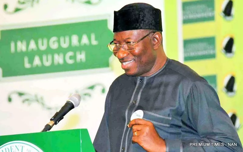 FINALLY! Jonathan breaks silence, reacts to attacks on his administration