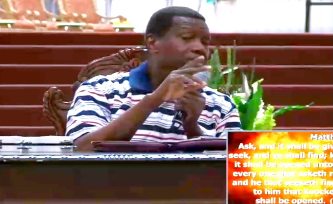 Ekiti APC Slams Pastor Adeboye Over Support For Fayose