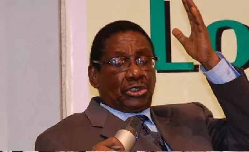 Sagay Slams Arrested Judges For Comments On Amaechi