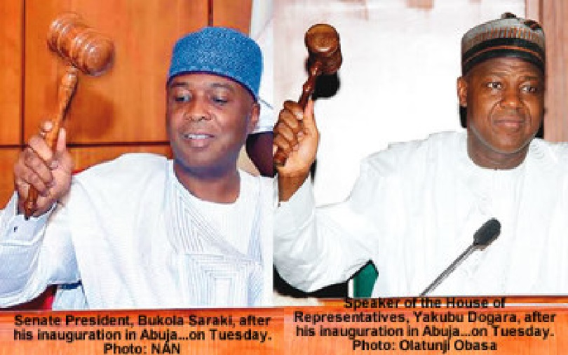 Slash of Federal lawmakers' salaries: This is Senate, Reps' stand
