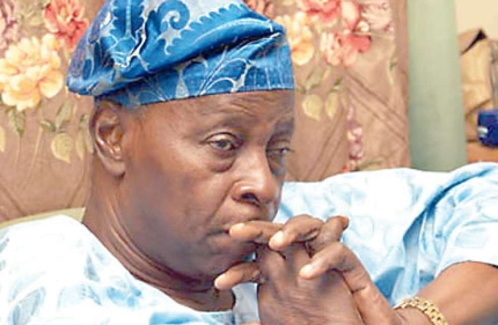 Olu Falae Escapes Death Again