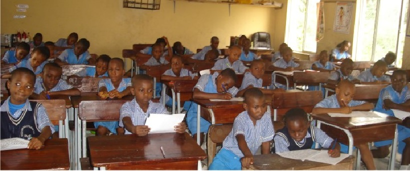 CHANGE IS HERE! Buhari to give primary school pupils free meals