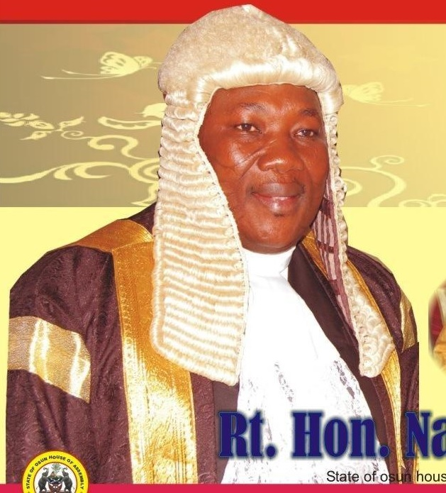 OSUN SPEAKER SUPPORTS SARAKI's TRIAL