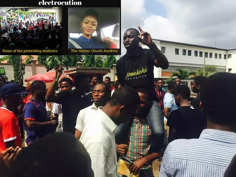 Great Akokites! The Unilag Electrocution – The True Story! – By Damilola Dairo