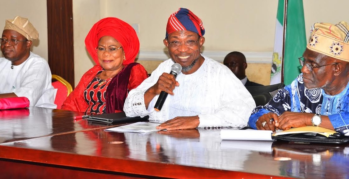 Reducing the cost of Governance, Osun trims Ministries to 12