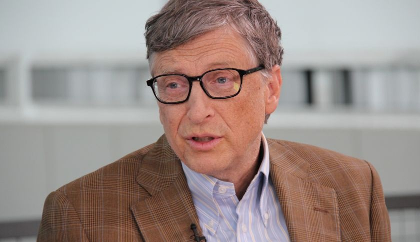 BILL GATES AT 60
