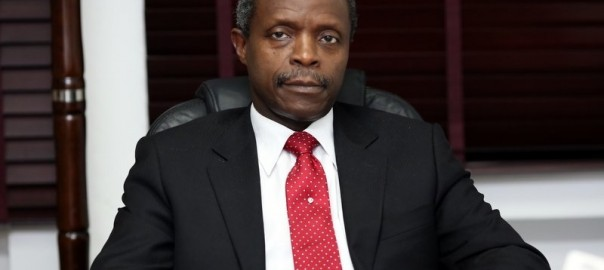 Osinbajo Acknowledges Weak Political Party Structures In Nigeria