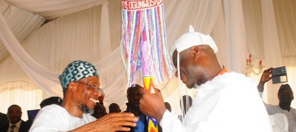 Aregbesola Appoints New Oba For Erin-Ijesa
