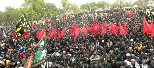 Three Feared Dead as Shiite Members Protest