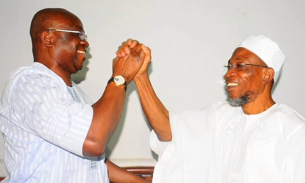 Criticising Aregbesola Is Not Politically Correct – Osun APC Tells Ekiti APC