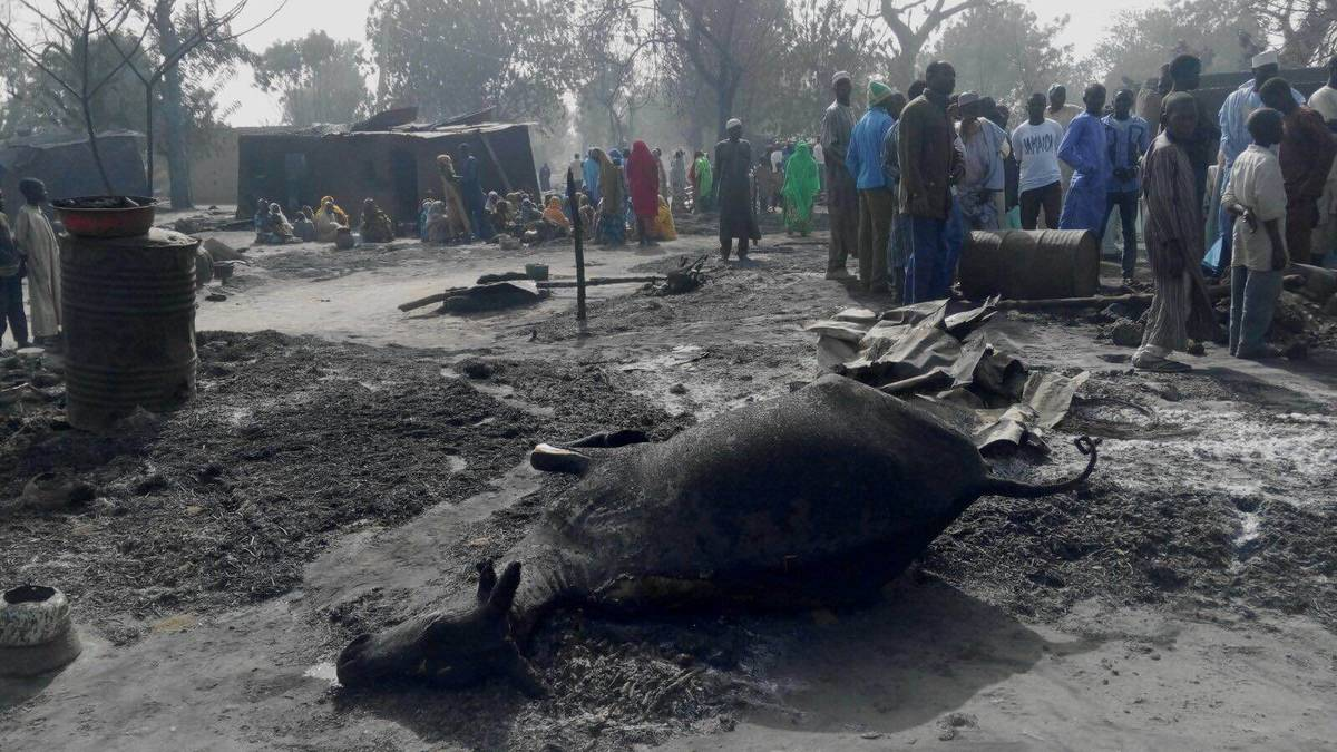 Boko Haram Attacks Dalori Village (Photos)