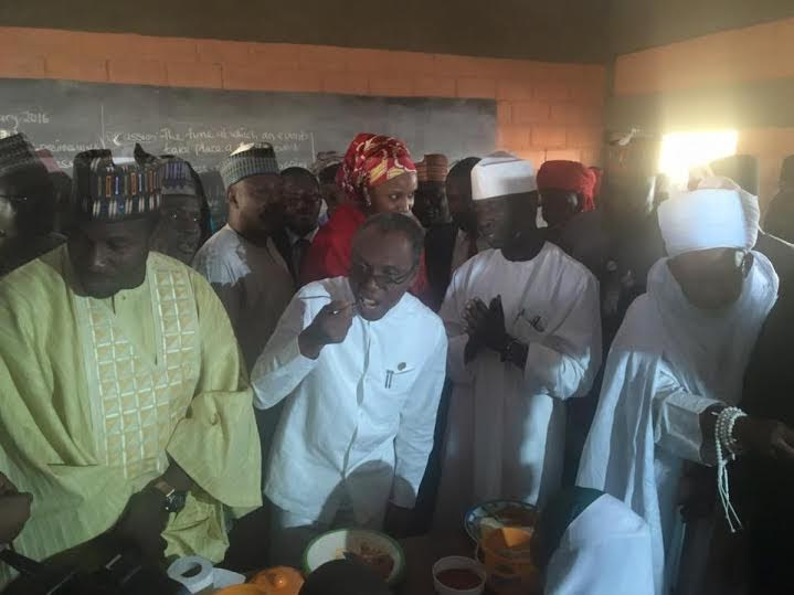 Unlike Osun Omeals, Kaduna Pupils Desert Schools After Eating Free Meals