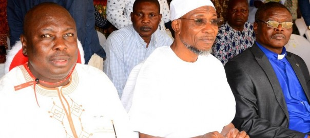 New Year: Aregbesola says era of unearned revenues has ended