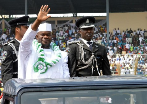 Newly Sworn-in Governor Yahaya Makes Three Appointments