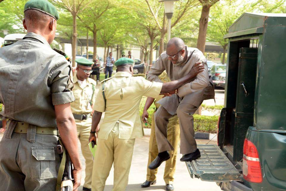 Jonathan Paid Money Into Metuh's Corporate Bank Account, Witness Tells Court As PDP Spokesman Begins Defence