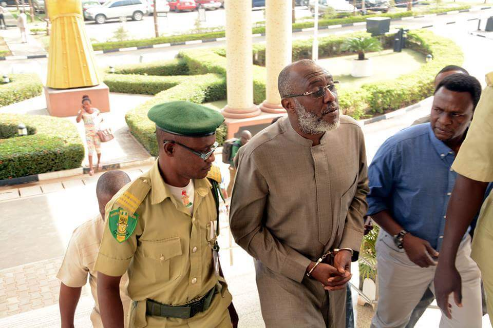 EFCC Asks Court To Revoke Metuh's Bail, Send Him To Prison