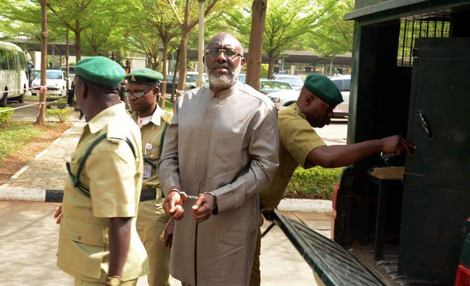 Chief Judge Dismisses Metuh's Petition, Asks Judge To Continue Trial