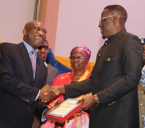 TSA: Kwara Bags NIBSS Outstanding Performance Award For Cashless Transactions