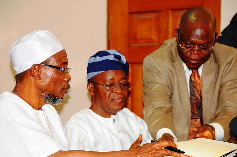 A Good Piece Of Law – Aregbesola's Full Speech At The Signing Of Public Procurement Bill Into Law