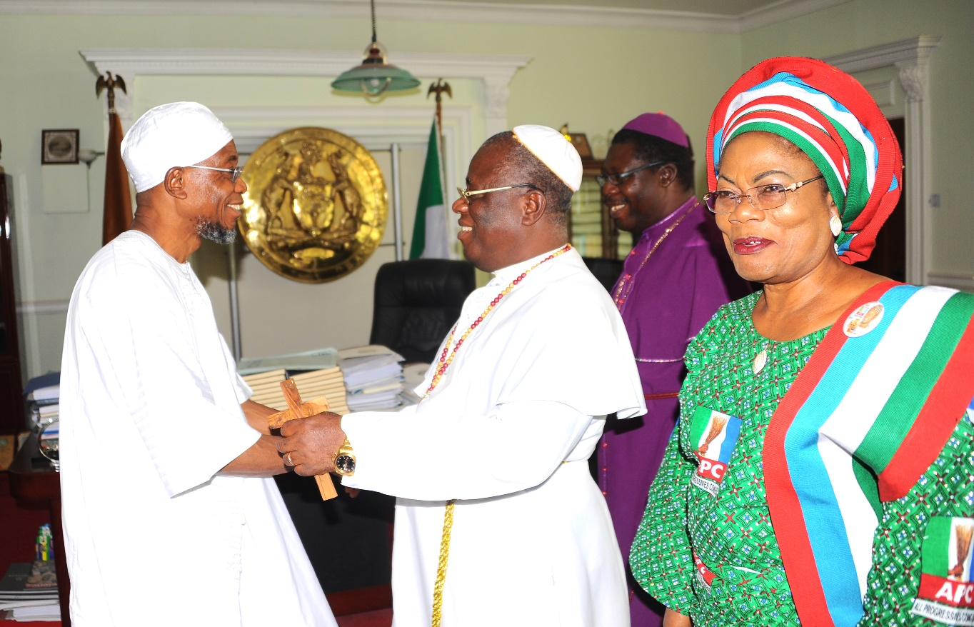 Methodist Church Commends Aregbesola; To Partner Osun On Agriculture