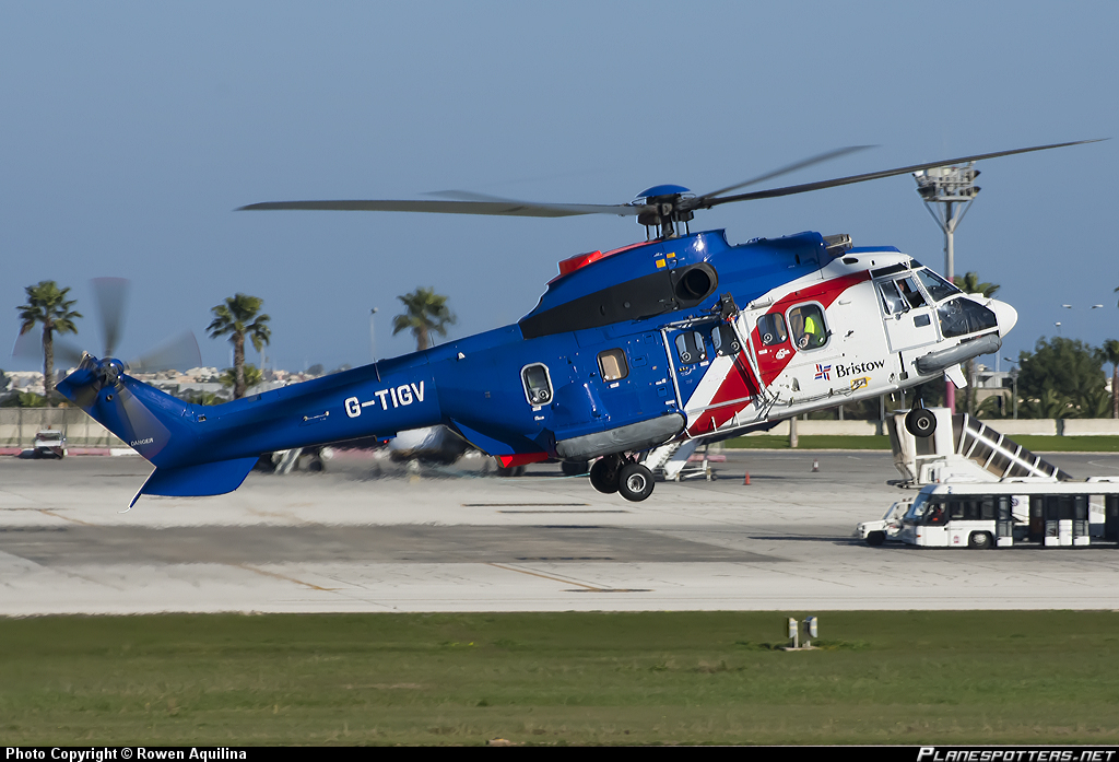 Bristow Helicopter Crashes Into Atlantic Ocean In Lagos