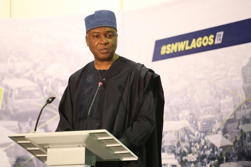 Bukola Saraki Reiterates Commitment To OpenNass