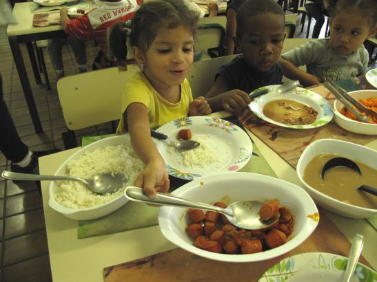 The Evolution of Brazil's National School Feeding Program