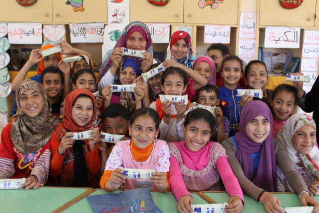 Egyptian Government To Expand National School Feeding Programme To Reach All Public Schools